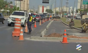 Semob vai modificar retorno em Avenida do CPA pra dar mais fluidez ao trânsito