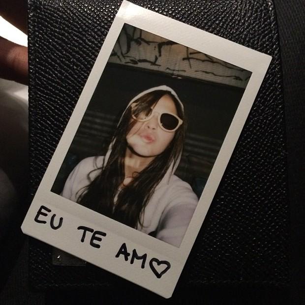 Foto de Bruna Marquezine (Foto: Instagram / Reprodução)