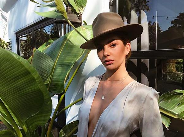 A modelo Cami Morrone (Foto: Instagram)