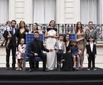 Elenco reunido em cena final de 'Império' | Raphael Dias/Gshow