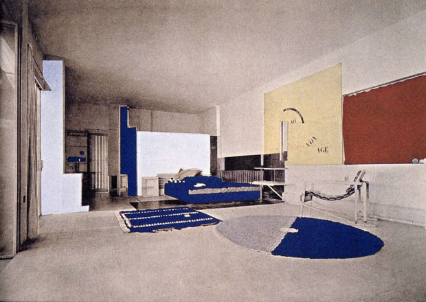 pompidou apresenta eileen gray casa vogue mostras expos. Black Bedroom Furniture Sets. Home Design Ideas