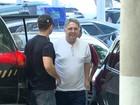 Após ser preso pela PF, Garotinho passa mal e é levado para hospital