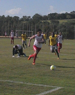 Atlético Sorocaba x Capivariano jogo-treino (Foto: Anderson Rodrigues / Sala de Imprensa)