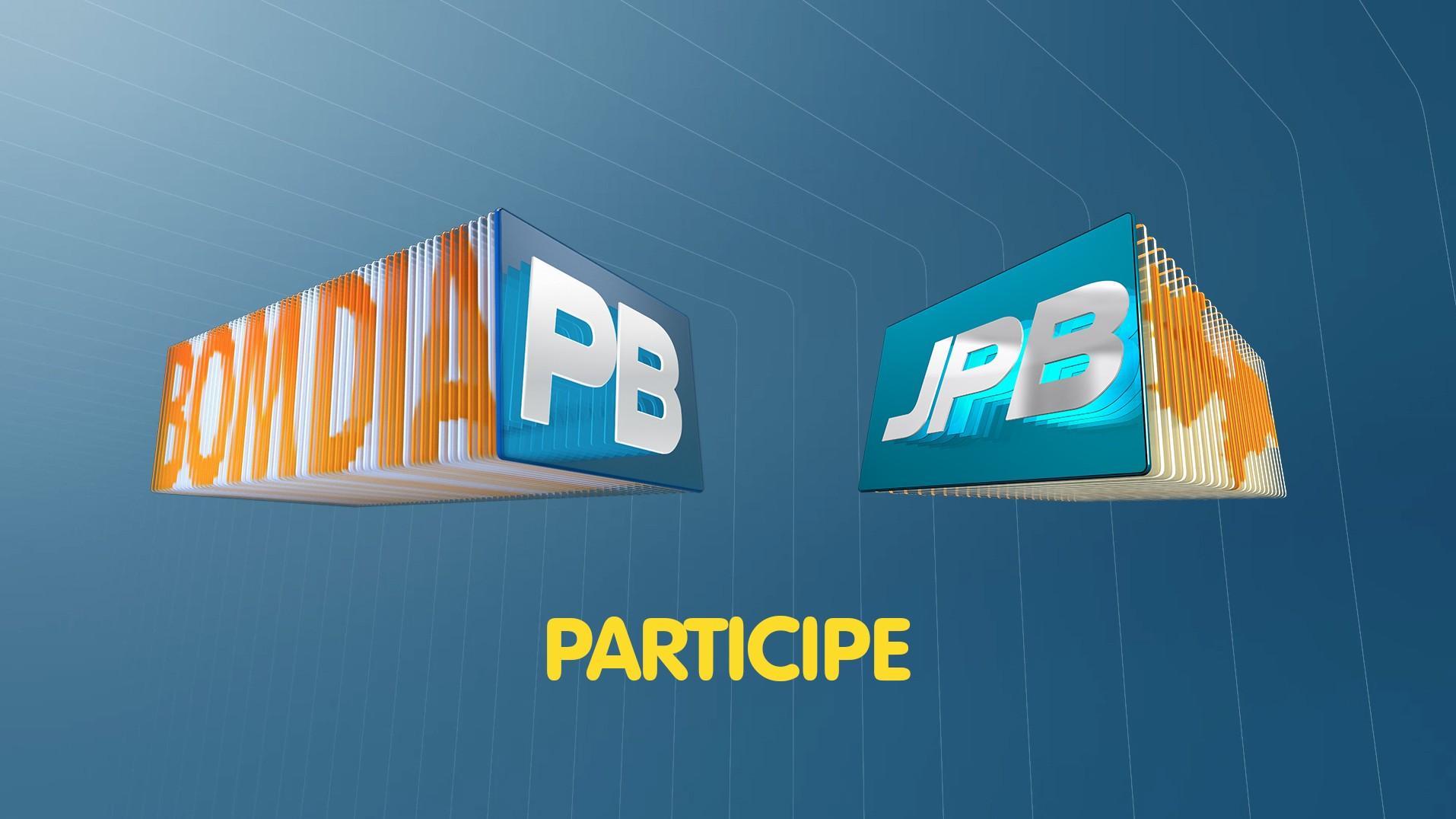 Participe do Bom Dia Paraíba e do JPB 1ª Edição (Foto: Divulgação)