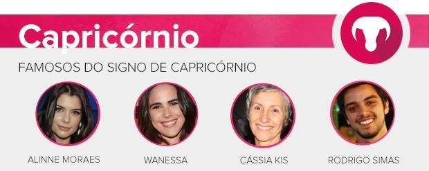 Previsão - capricórnio  (Foto: Ego)