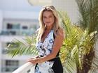 Ellen Rocche abre o jogo sobre a carreira, boa forma e vida amorosa: 'Estou feliz'