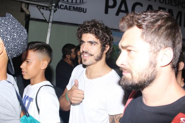 Caio Castro (Foto: Thiago Duran/AgNews)