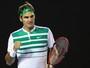 Roger Federer atropela Goffin e vai às quartas de final do Aberto da Austrália