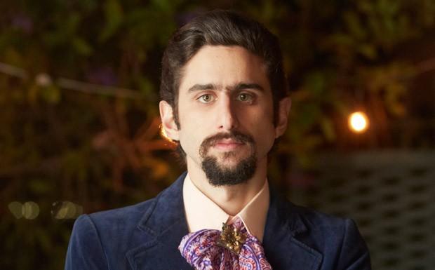 Domingos (Bernardo Mendes) (Foto: Juliana Coutinho)