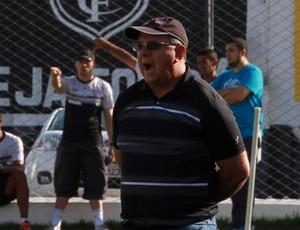 Marcelo Vilar, treinador do Treze (Foto: Junot Lacet Filho / Jornal da Paraíba)