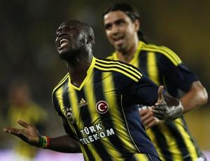 Moussa Sow gol Fenerbahçe (Foto: EFE)