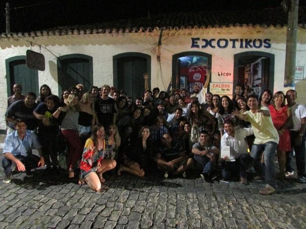 Clube do Poeta volta a se reunir nesta terça (10) em Cabo Frio, RJ (Foto: Divulgação)