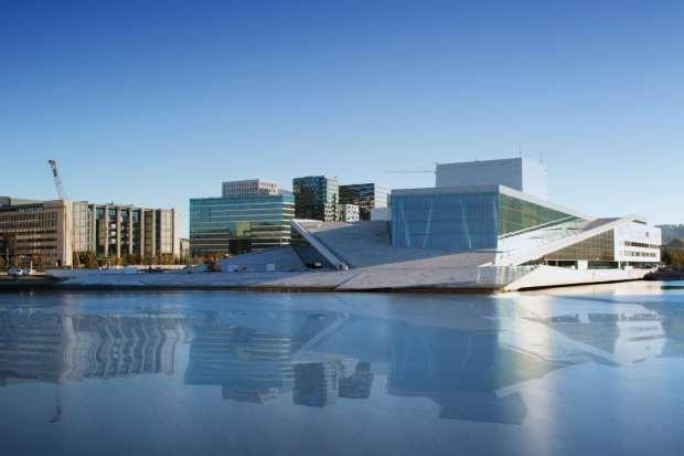 Ópera de Oslo, Noruega (Foto: Thinkstock)