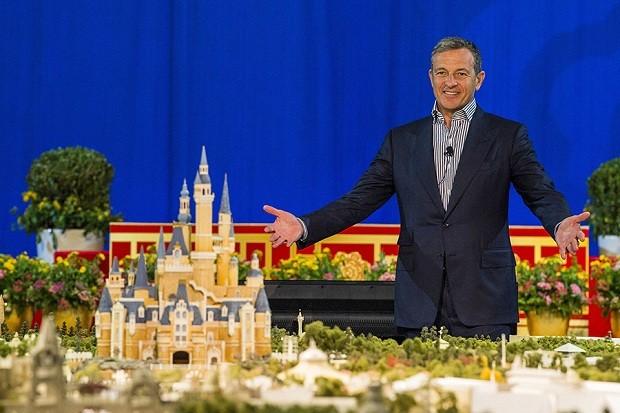 Bob Iger (Foto: Divulgação/ Disney)