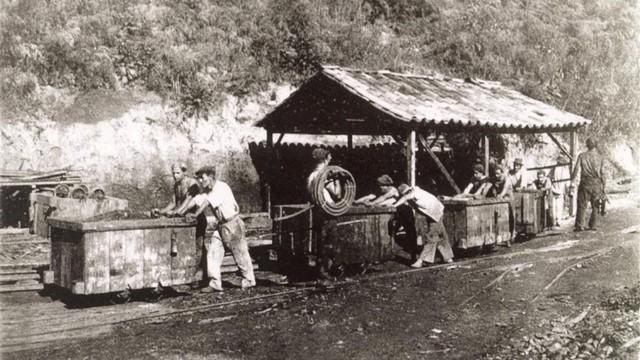 JA também vai lembrar momentos históricos da cidade no Sul de SC (Foto: Arquivo Histórico de Criciúma/Divulgação )