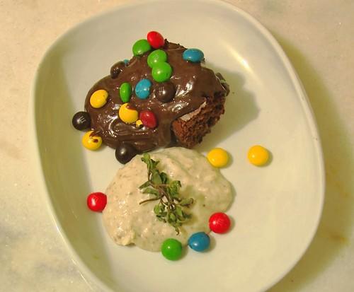 Jogo de Panelas 18 - Brownie com Sorvete de Cartola da Eliane