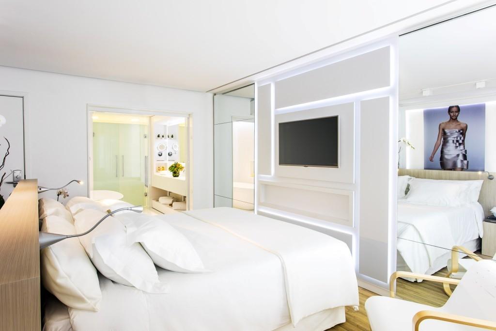 Gloria Coelho assina design do novo Hotel Best Western (Foto: Reprodução)