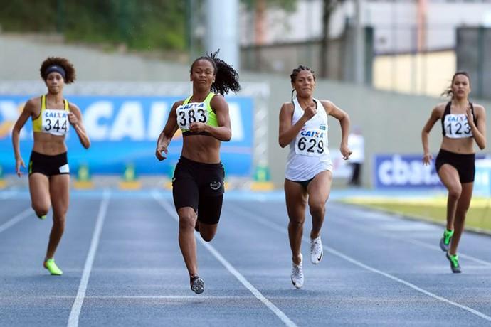 Letícia Lima - Brasileiro sub-20 de atletismo (Foto: Ricardo Bufolin/CBAt)