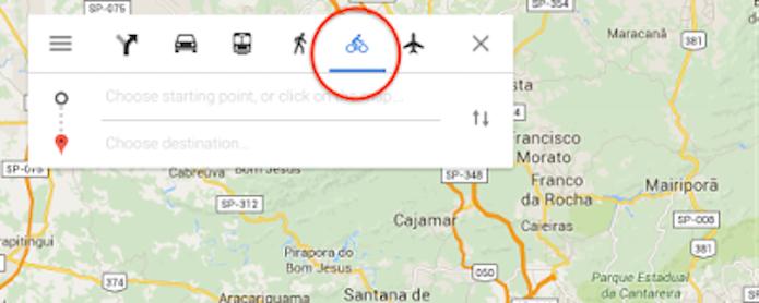 Carro, ônibus, a pé ou bicicleta? Google Maps ganha rotas para ciclovias (Foto: Divulgação/Google)
