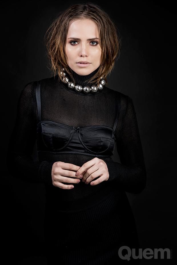 Letícia Colin (Foto: Vinícius Mochizuki)