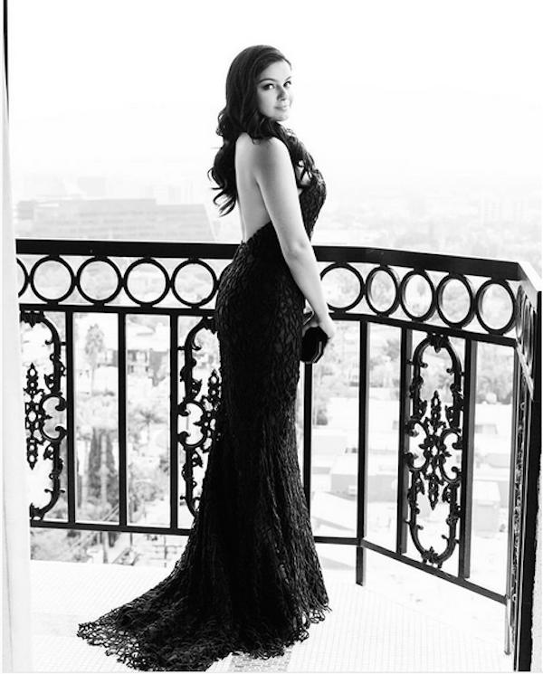 A atriz Ariel Winter (Foto: Instagram)