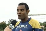 Em negociação com o Bahia, zagueiro e lateral assistem à final na Fonte Nova