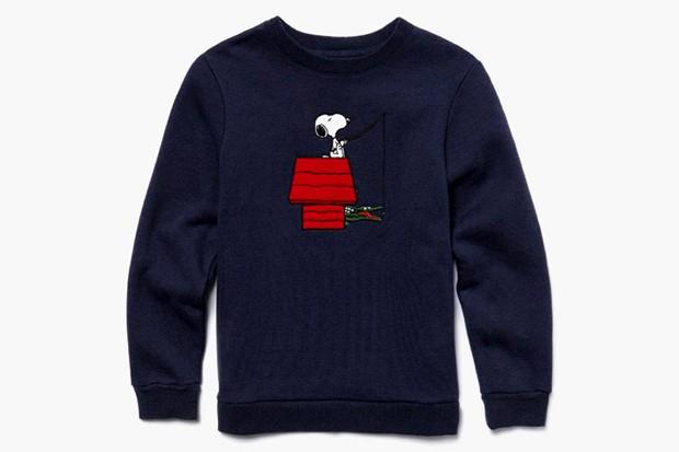 eee0f0c4528 Snoopy inspira nova coleção da Lacoste - GQ