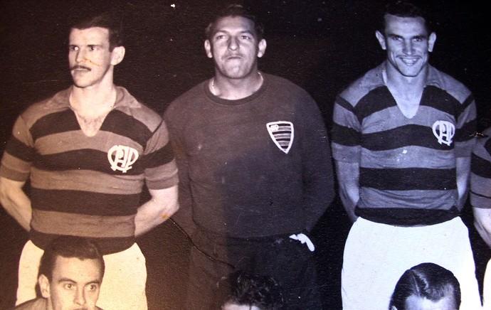 time Atlético-PR anos 40 arquivo (Foto: Arquivo)
