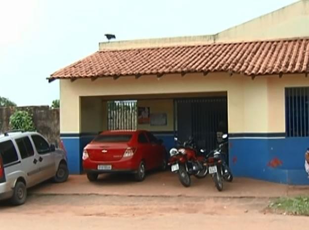 Unidade Básica de Saúde do bairro Livramento (Foto: Reprodução/TV Tapajós)