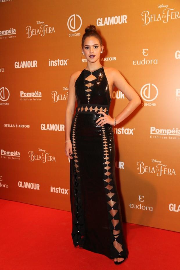 Bruna Marquezine no Prmio Gerao Glamour (Foto: Eduardo Viana)