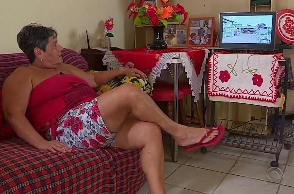 Sinal digital está disponível em todo o litoral do RS e comércio comemora (Foto: RBS TV/Reprodução)