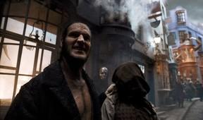 Dave Legeno como Greyback em Harry Potter (Foto: Divulgação/Warner Brothers)