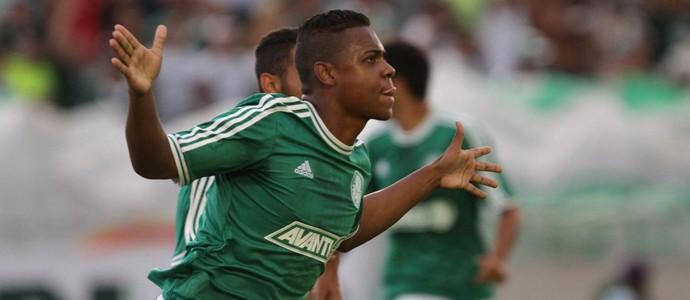 Erik gol Palmeiras Copa São Paulo de Juniores Copinha (Foto: Célio Messias / Ag. Estado)