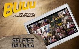 Selfies da Chica