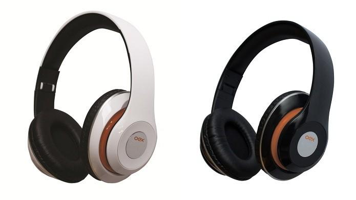 Headset Balance traz conchas em couro sintético e duas opções de cores (Foto: Divulgação/OEX)