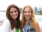 Giovanna Antonelli revela: 'Eu adoraria engravidar de gêmeos outra vez'