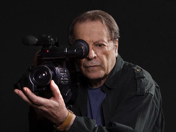 Carlos Vereza interpreta um cinegrafista decadente (Foto: Divulgação)
