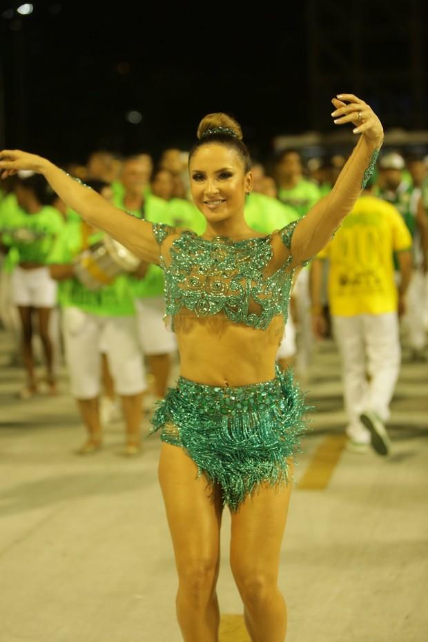 Claudia Leitte (Foto: Marcello Sá Barretto/AgNews)