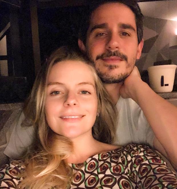 Vitória Frate e Pedro Neschling (Foto: Reprodução/Instagram)