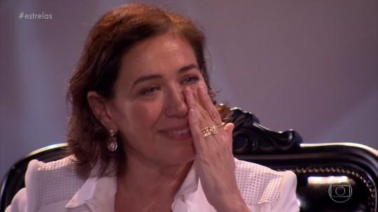 Lilia Cabral chora ao fazer balanço da carreira aos 59 anos: 'Vale muito acreditar no sonhos'