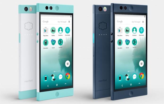 Smartphone Robin tem integração direta com a nuvem (Foto: Divulgação/Kickstarter)