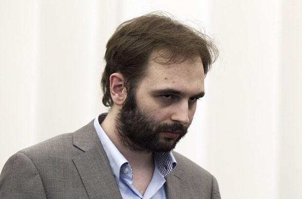 Kim De Gelder foi condenado nesta sexta-feira à prisão perpétua (Foto: Nicolas Maeterlinck/AFP)