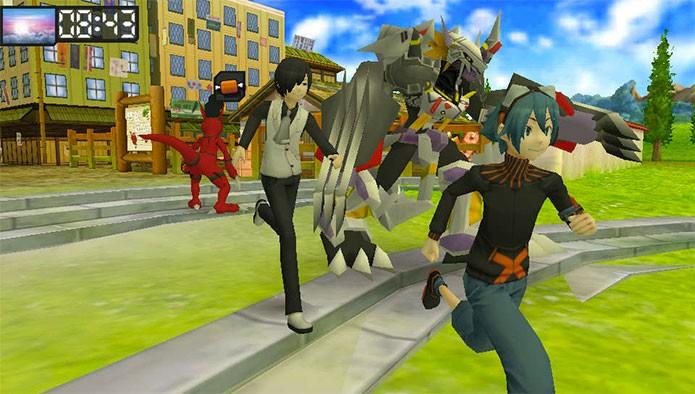 Digimon Re:Digitize foi RPG recente (Foto: Divulgação)