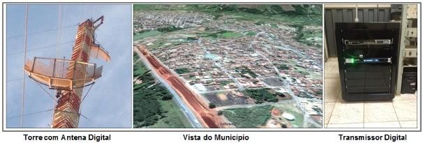 Sinal digital da TV Anhanguera chega na cidade de Inhumas (Foto: Divulgação/TV Anhanguera)
