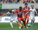 Hiroshima e Niigata não saem do zero e Kobe é o inesperado novo líder da J1