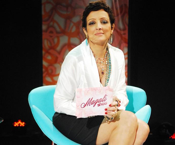 Betty Lago como Magali, em Casos e Acasos, de 2008 (Foto: João Miguel Júnior/TV Globo)