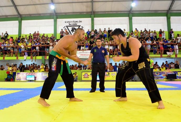 Campeonato Amazonense de Luta Livre (Foto: Emanuel Mendes Siqueira)