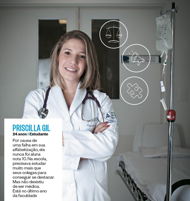Priscilla Gil (Foto: Letícia Moreira/ÉPOCA)