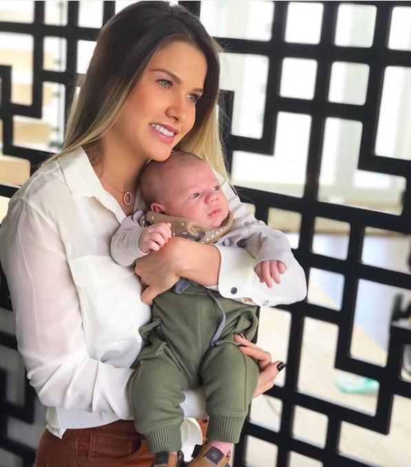 Andressa Suita e Gabriel (Foto: reprodução/Instagram)