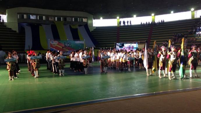 Jogos Sul-Americanos Escolares (Foto: Felipe Martins)